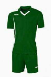 Echipament fotbal Monviso Verde Bianco Max Sport