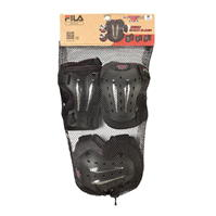 Set de 3 Fila Multi Tech Gear Skate Protection pentru Barbat