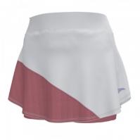 Fusta Pantaloni Joma Misiego alb-roz
