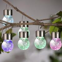 Garden Essentials Essentials 6 . Crackle Lights