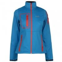 Jacheta IFlow Softshell pentru Dama albastru