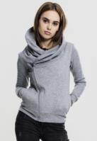 Jacheta cu Fermoar asimetric pentru Dama Urban Classics