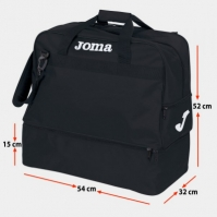 Geanta Joma antrenament III negru -xtra-large-