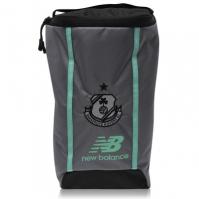 Geanta New Balance Shamrock Rovers gri negru