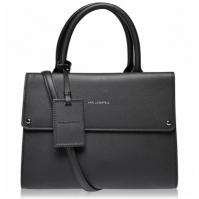Geanta Tote Karl Lagerfeld Karl Ikon XS TH a999 negru