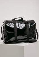 Geanta Transparent Duffle negru Urban Classics