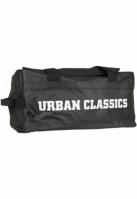 Geanta Traveller negru Urban Classics