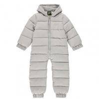 Gelert cu captuseala Suit pentru Bebelusi gri