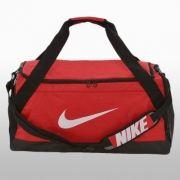 Geanta de sala rosie Nike Brasilia Medium Duffel