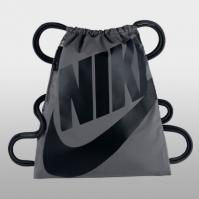 Geanta sport gri Nike Nk Heritage Gmsk Unisex