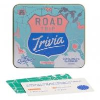 Gentlemens Hardware American Road Trip Trivia