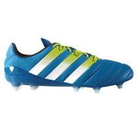 Ghete de fotbal adidas Ace 16.1 din piele FG pentru Barbat