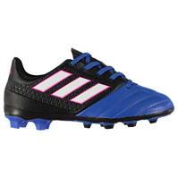 Ghete de fotbal adidas Ace 17.4 FG pentru Copil