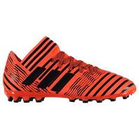 Ghete de fotbal adidas Nemeziz 17.3 AG pentru Copil