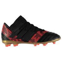 Ghete de fotbal adidas Nemeziz 17.3 FG pentru Copil