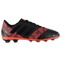 Ghete de fotbal adidas Nemeziz 17.4 FG pentru Copil