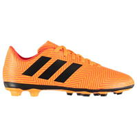 Ghete de fotbal adidas Nemeziz 18.4 FG pentru Copil