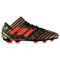 Ghete de fotbal adidas Nemeziz Messi 17.3 FG pentru Barbat