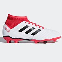 Ghete de fotbal adidas Predator 18.3 FG pentru Copil