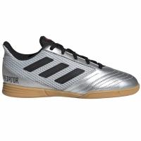 Ghete de fotbal Adidas Predator 194 IN Room Silver G25829 Copil