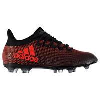 Ghete de fotbal adidas X 17.2 FG pentru Barbat
