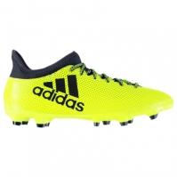 Ghete de fotbal adidas X 17.3 FG pentru Barbat