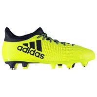 Ghete de fotbal adidas X 17.3 gazon sintetic pentru Copil