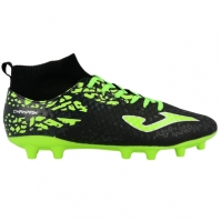 Ghete de fotbal Joma Champion 801 negru Firm Ground