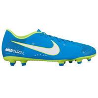 Ghete de fotbal Nike Mercurial Vortex Neymar FG pentru Barbat Copil