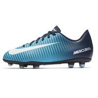 Ghete de fotbal Nike Mercurial Vortex FG pentru Copil