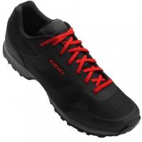 Giro Gauge MTB Shoe negru rosu