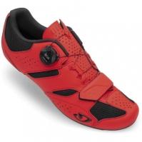 Giro Savix II Road Shoe bright rosu