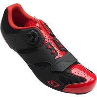 Giro Savix Road Shoes rosu negru