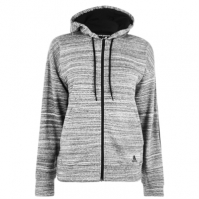 Hanorac adidas Heather negru alb