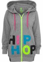 Hanorac cu fermoar si gluga Hip Hop Urban Dance