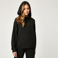 Hanorac Jack Wills tricot Lounge negru