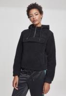 Hanorac Sherpa pentru Dama negru Urban Classics