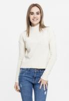 Helanca tricot pentru Dama deschis-bej Urban Classics