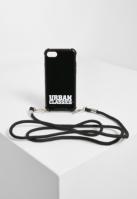 Husa telefon Colier cu removable Iphone 78, SE negru Urban Classics