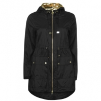 Jacheta Barbour International Barbour International ploaie negru auriu