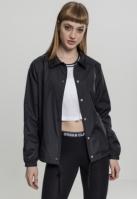 Jacheta Coach pentru Dama negru Urban Classics