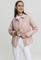 Jacheta Coach pentru Dama roz-pudrat Urban Classics