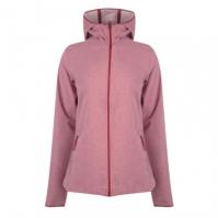 Jacheta Columbia Heather Softshell pentru Dama visiniu roz inchis
