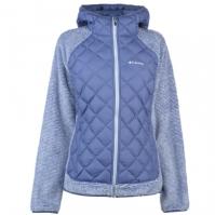 Jacheta Columbia Hybrid pentru Dama albastru
