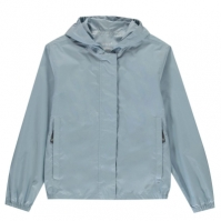 Jacheta Gelert Packaway Juniors pale albastru