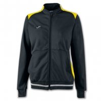 Jacheta Joma Campus II negru-galben pentru Dama