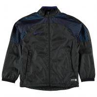 Jacheta Nike GPX Woven antrenament pentru baietei albastru