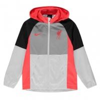 Jacheta Nike Liverpool pentru Copil wolf gri