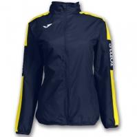 Jacheta ploaie Joma Champion Iv bleumarin-galben pentru Dama