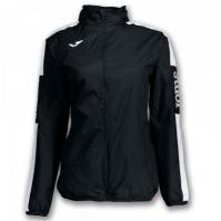 Jacheta ploaie Joma Champion Iv negru-alb pentru Dama
